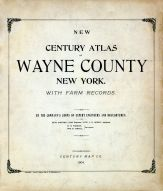 Title Page, Wayne County 1904